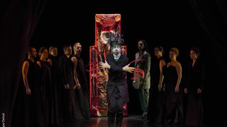 Le Ballet Royal de la Nuit (intégrale, Caen)