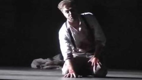 Thomas Johannes Mayer dans Macbeth