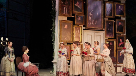 Les Noces de Figaro au Garsington Opera (2017, intégrale)