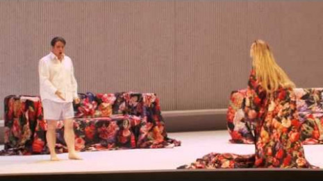 Matthew Polenzani dans La Traviata au Met