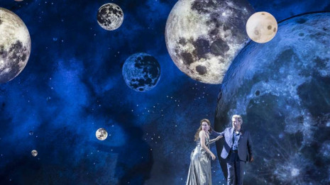 Sémélé de Haendel au Garsington Opéra