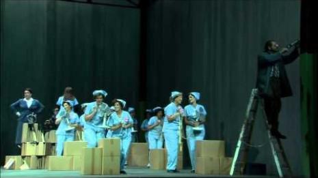 Le Vaisseau fantôme au Festival de Bayreuth