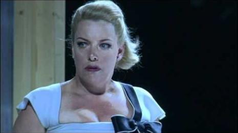 Nina Stemme dans Salomé au Grand Théâtre du Liceu