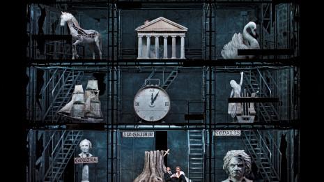 Lohengrin de Wagner par Olivier Py à La Monnaie (intégrale)
