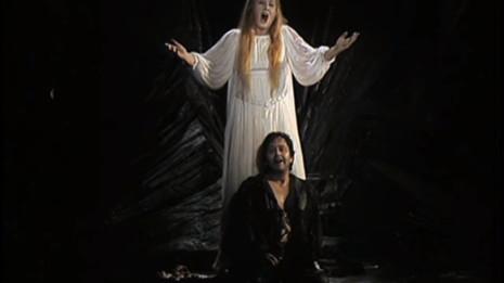 Tristan et Isolde (filmé à Bayreuth, intégrale 1983)