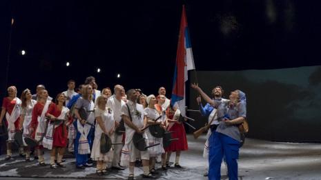 À l'aube, le 1er opéra serbe pour son Centenaire