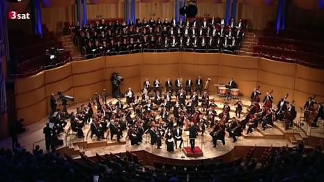 Un Requiem allemand de Brahms à la Philharmonie de Cologne