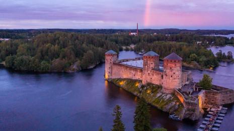 Savonlinna Opera Festival, making-of