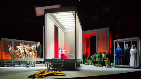 Turandot de Puccini à Zagreb (vidéo intégrale)
