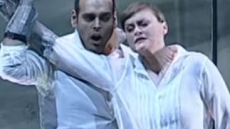 Vesselina Kasarova et Dimitri Pittas chantent Les Capulet et les Montaigu