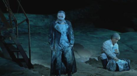 Le Vaisseau fantôme de Wagner au Teatro Real de Madrid (version intégrale)